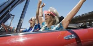 ¿Será El Costo de Seguro de Automóvil de California Suben o Bajan a Medida Que Envejece?